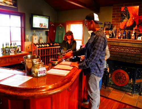 Pomar Junction Wine Tasting